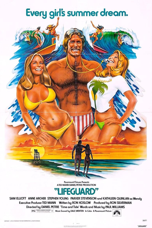 affiche du film Lifeguard