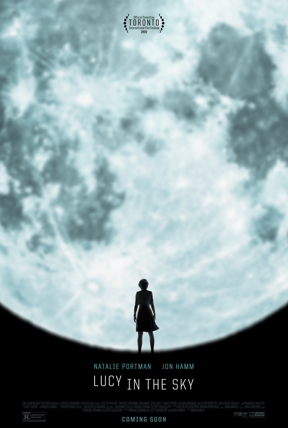 affiche du film Lucy in the Sky