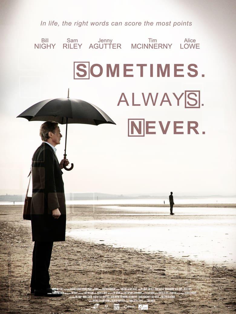 affiche du film Sometimes Always Never