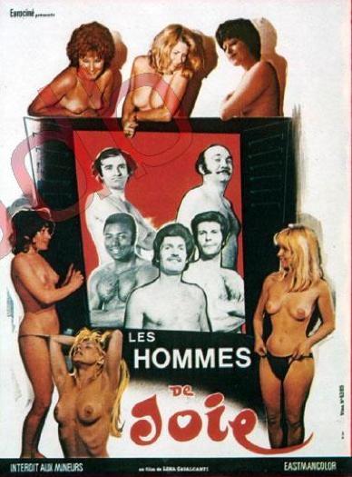 affiche du film Les Hommes de joie