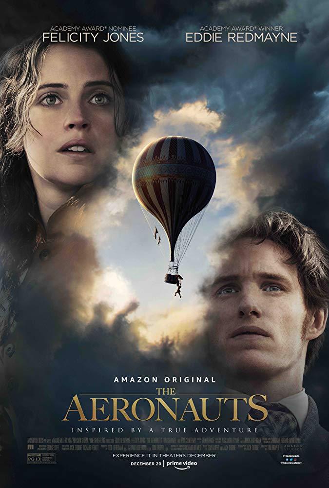 affiche du film Les Aéronautes