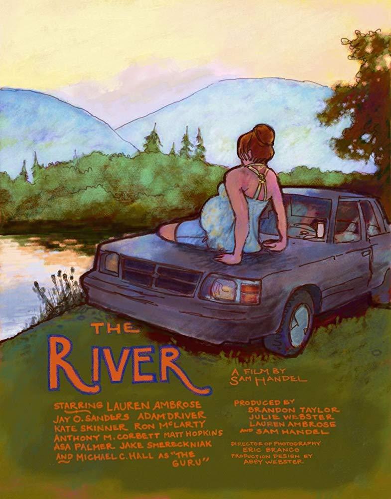 affiche du film The River