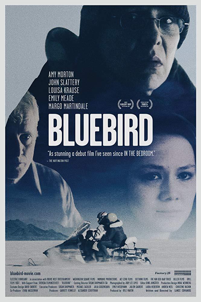 affiche du film Bluebird