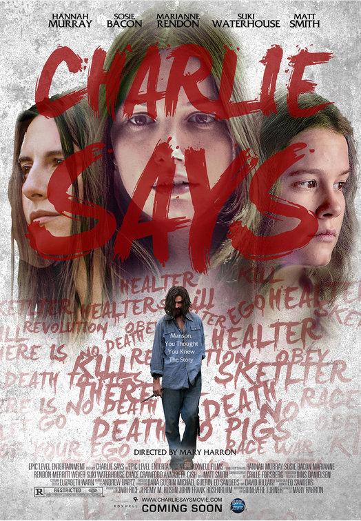 affiche du film Charlie Says