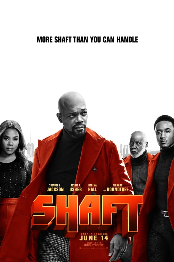 affiche du film Shaft (2019)