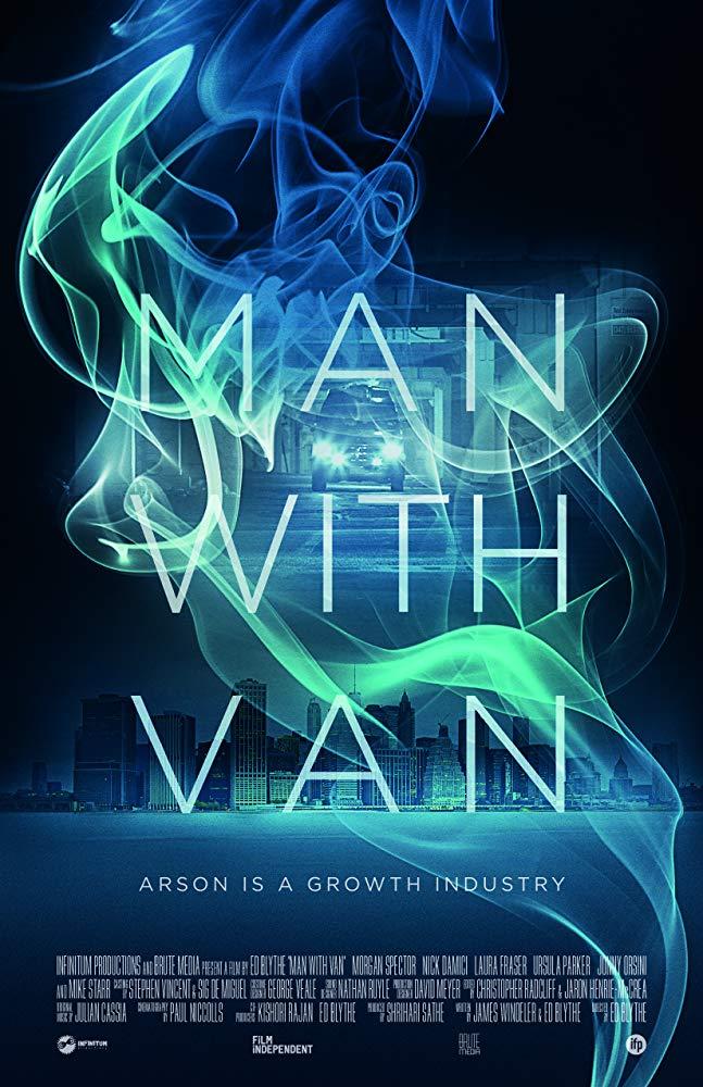 affiche du film Man with Van