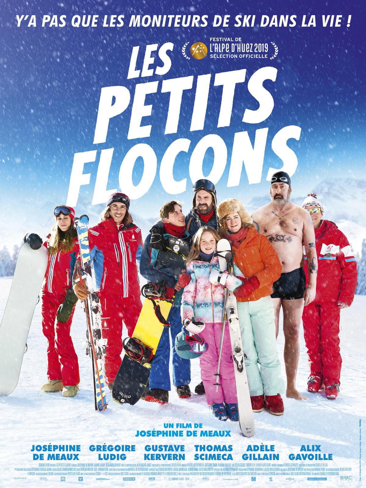 affiche du film Les Petits Flocons