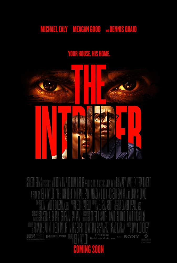 affiche du film The Intruder