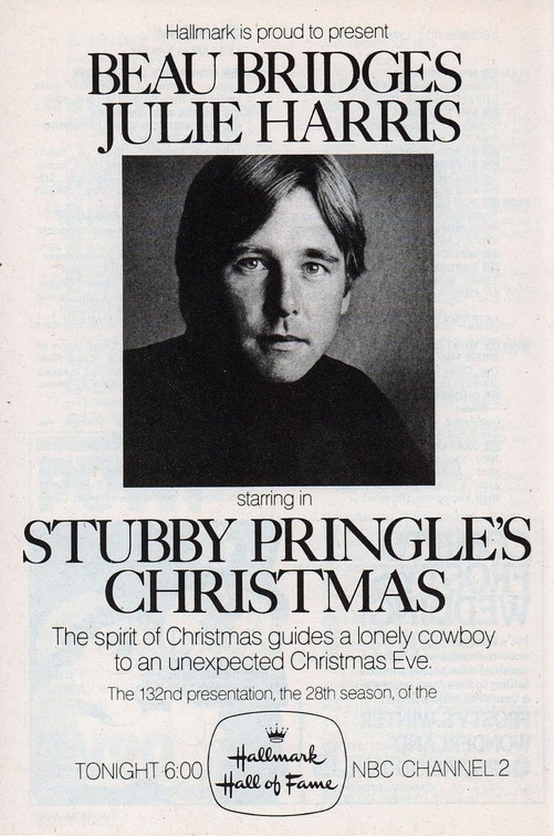 affiche du film Stubby Pringle's Christmas