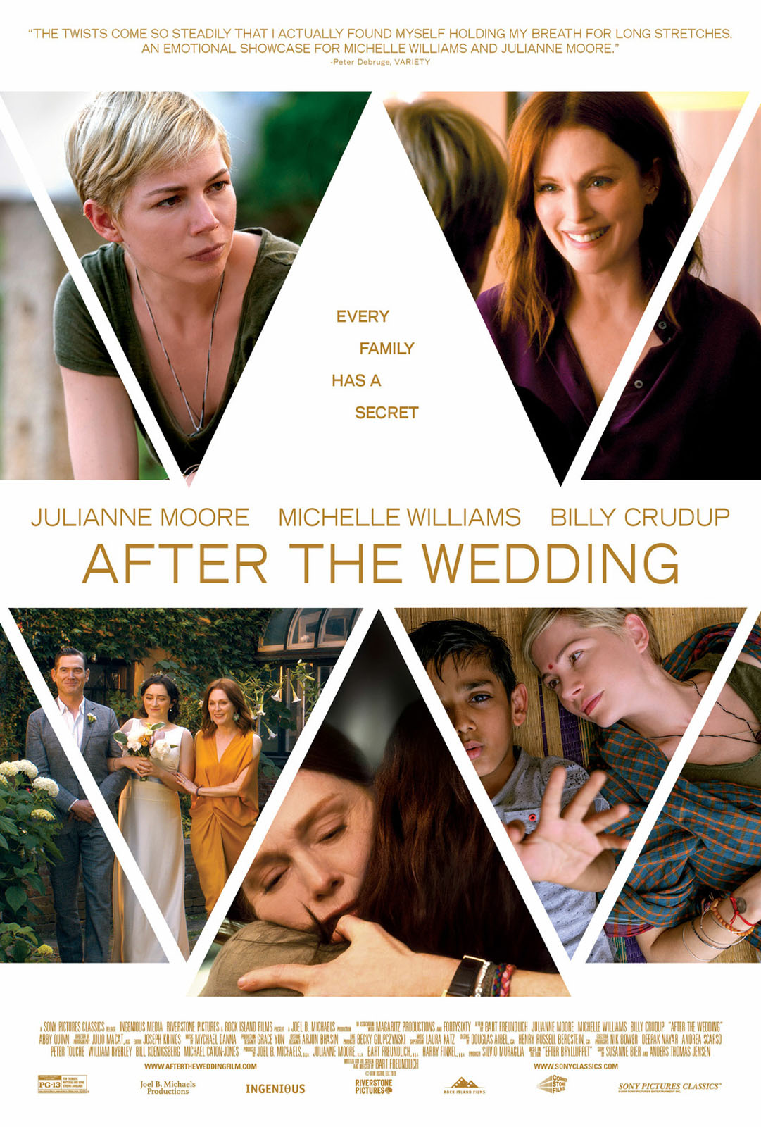 affiche du film After the Wedding