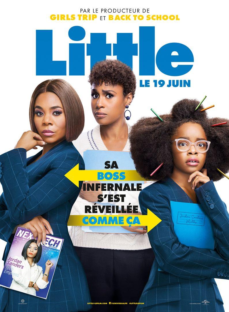 affiche du film Little