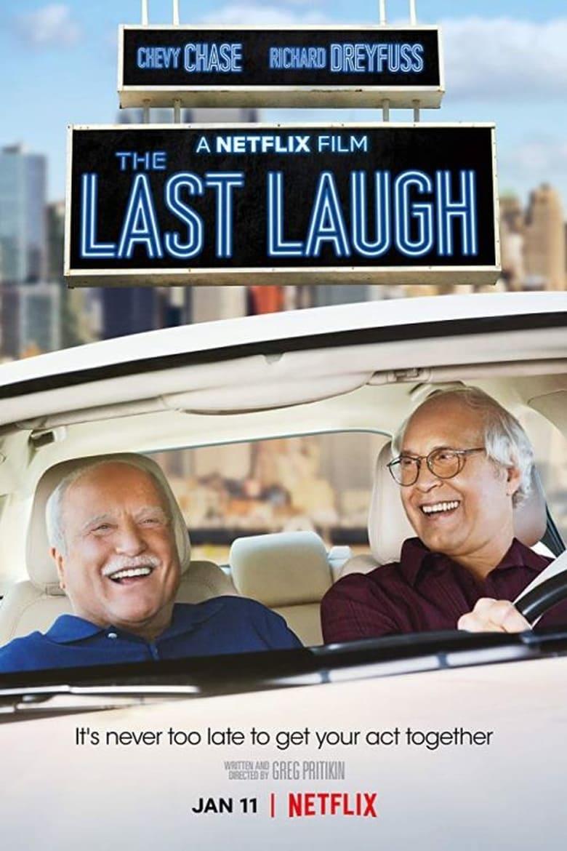 affiche du film Juste pour rire