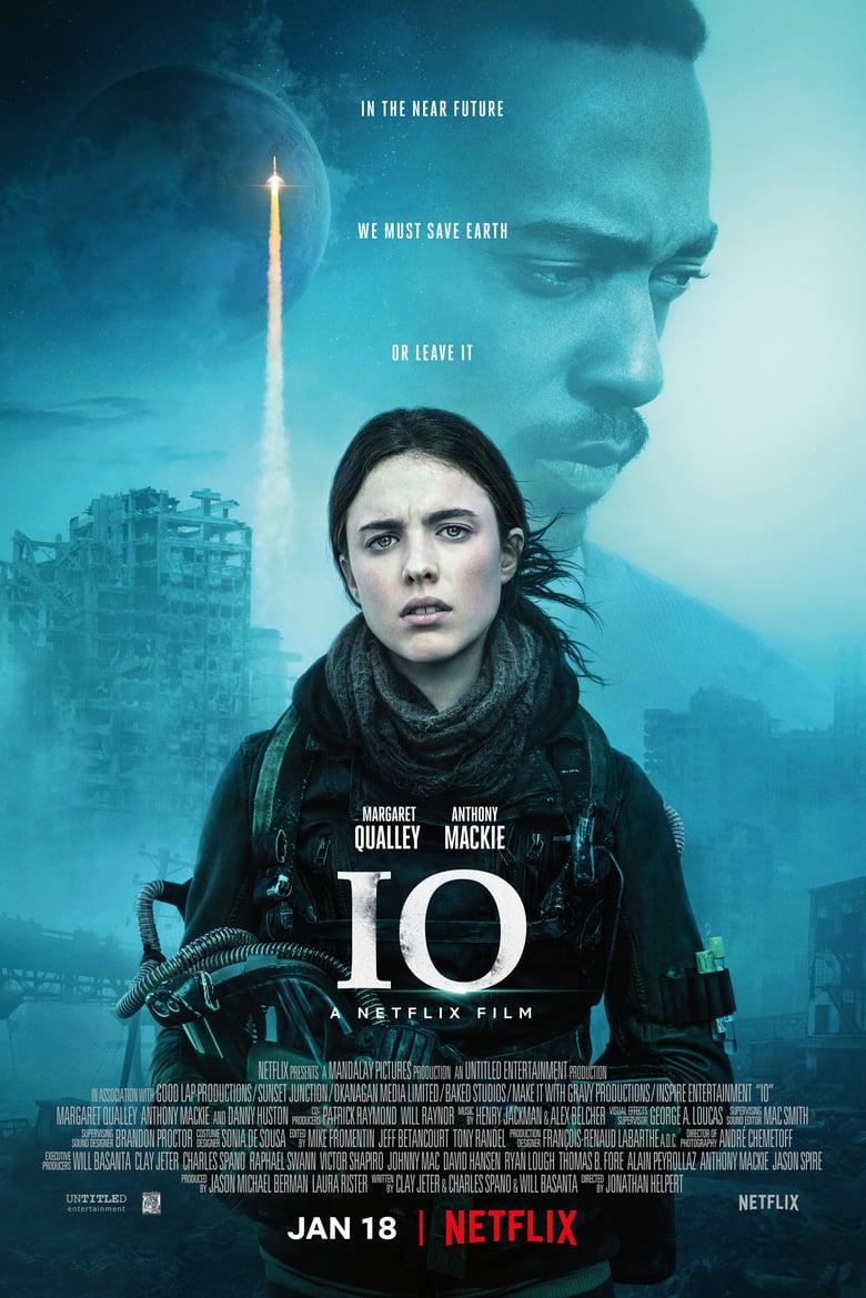 affiche du film IO