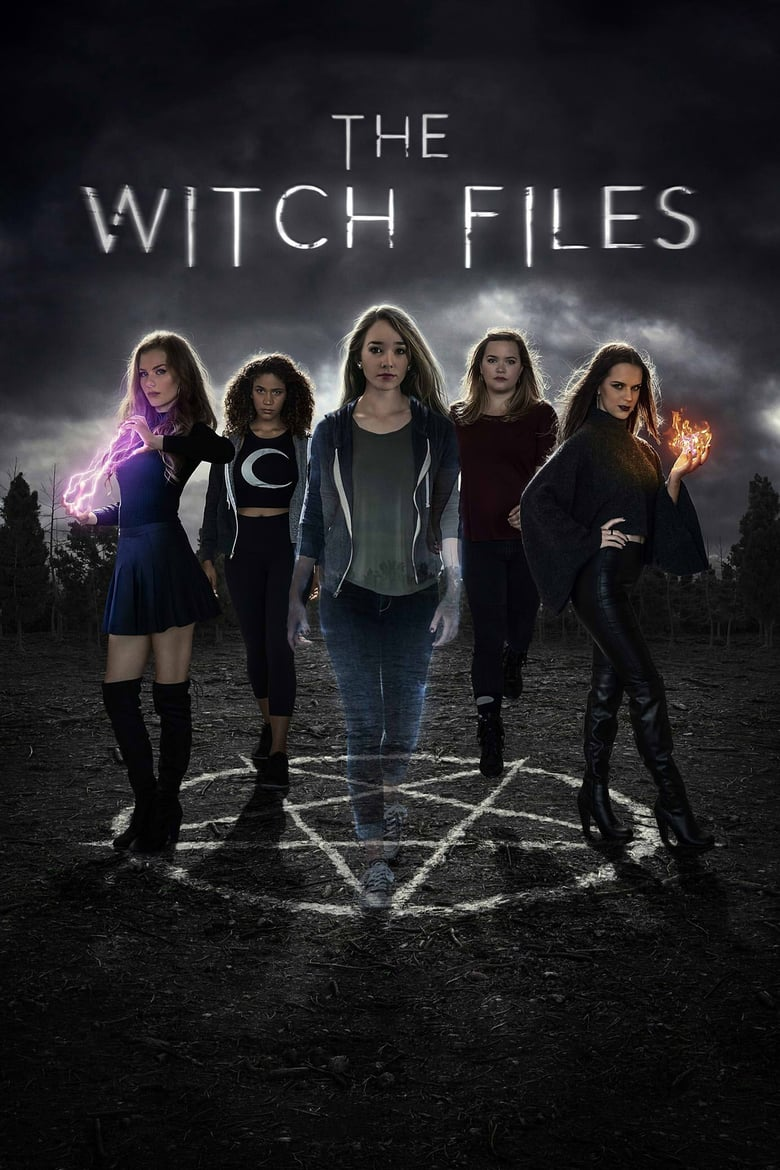 affiche du film The Witch Files