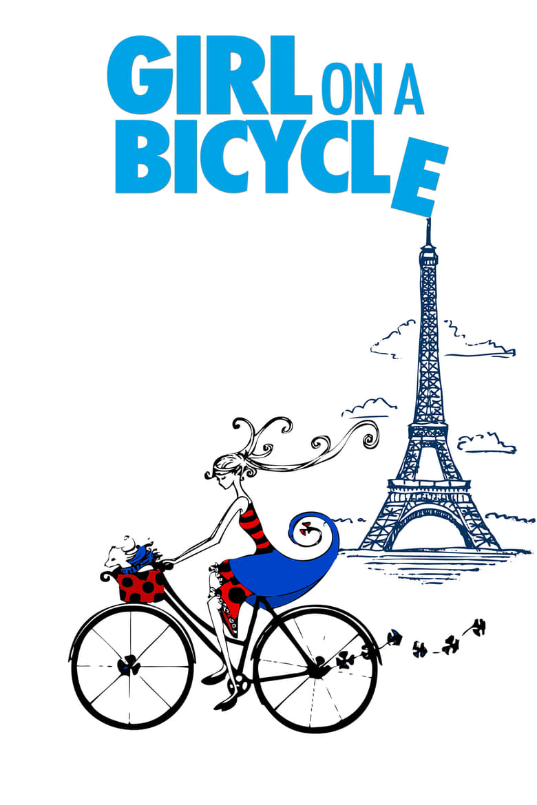 affiche du film Girl on a Bicycle