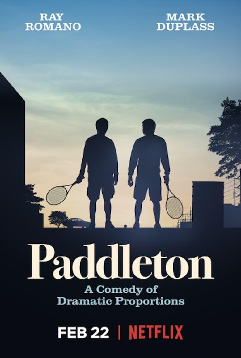 affiche du film Paddleton