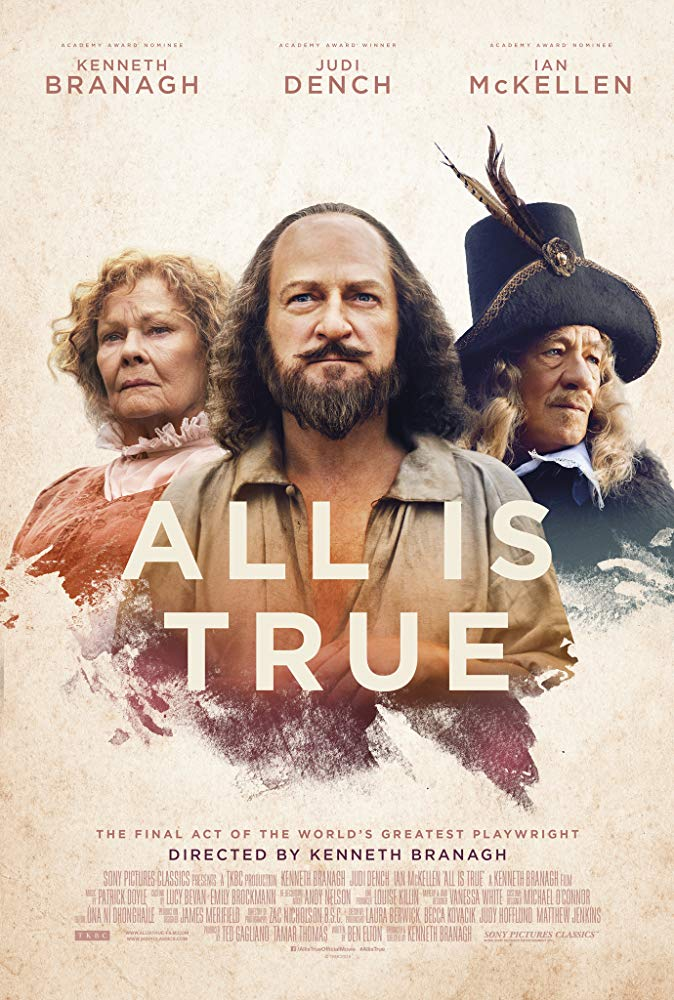 affiche du film All Is True