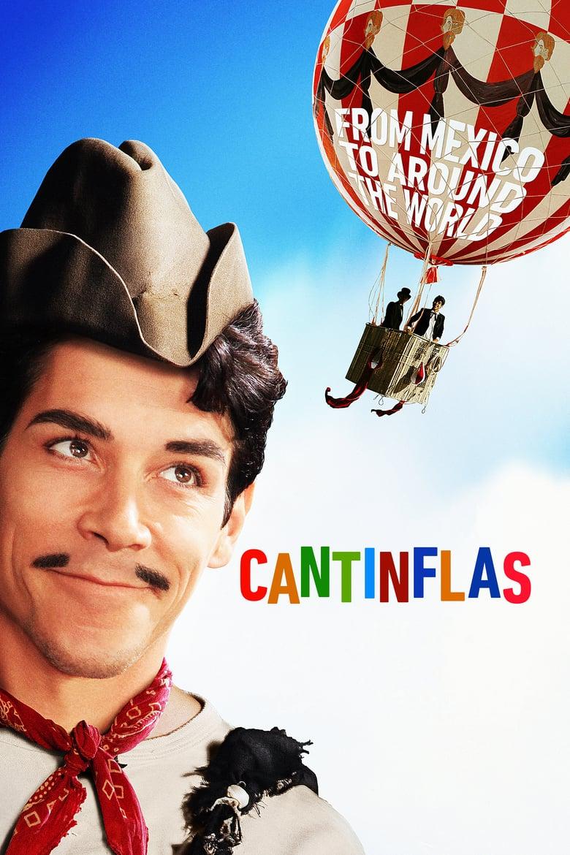 affiche du film Cantinflas