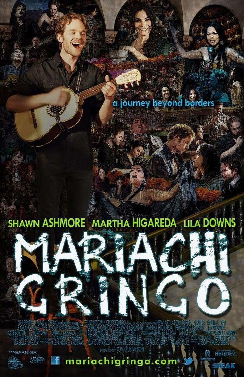 affiche du film Mariachi Gringo