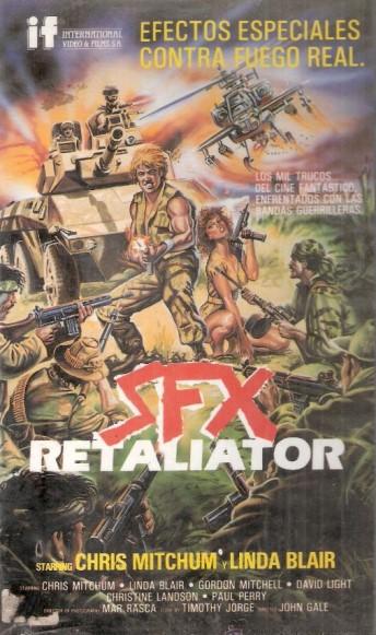 affiche du film SFX Retaliator