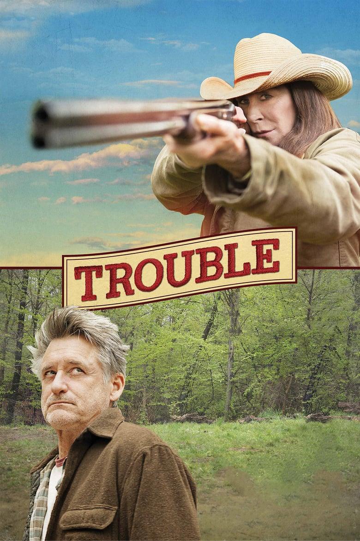 affiche du film Trouble