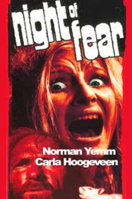 affiche du film Night of Fear