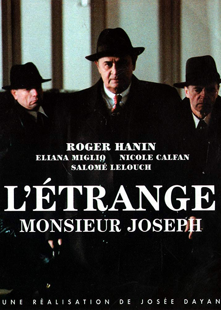 affiche du film L'étrange Monsieur Joseph (TV)