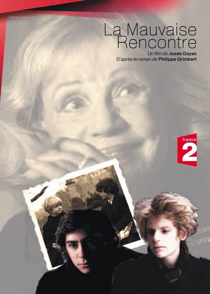 affiche du film La Mauvaise Rencontre (TV)