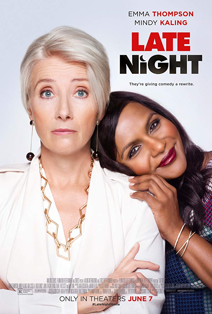 affiche du film Late Night