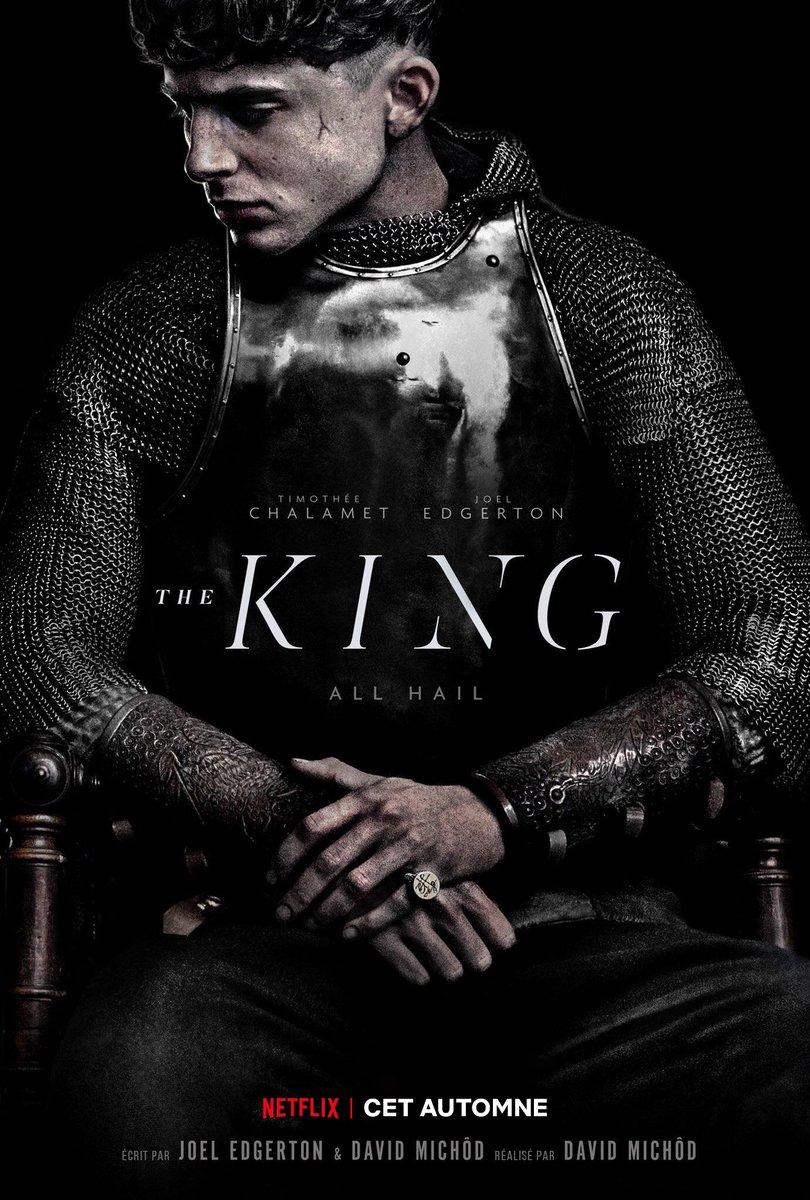 affiche du film Le roi