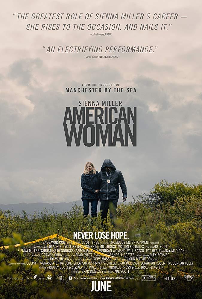 affiche du film American Woman