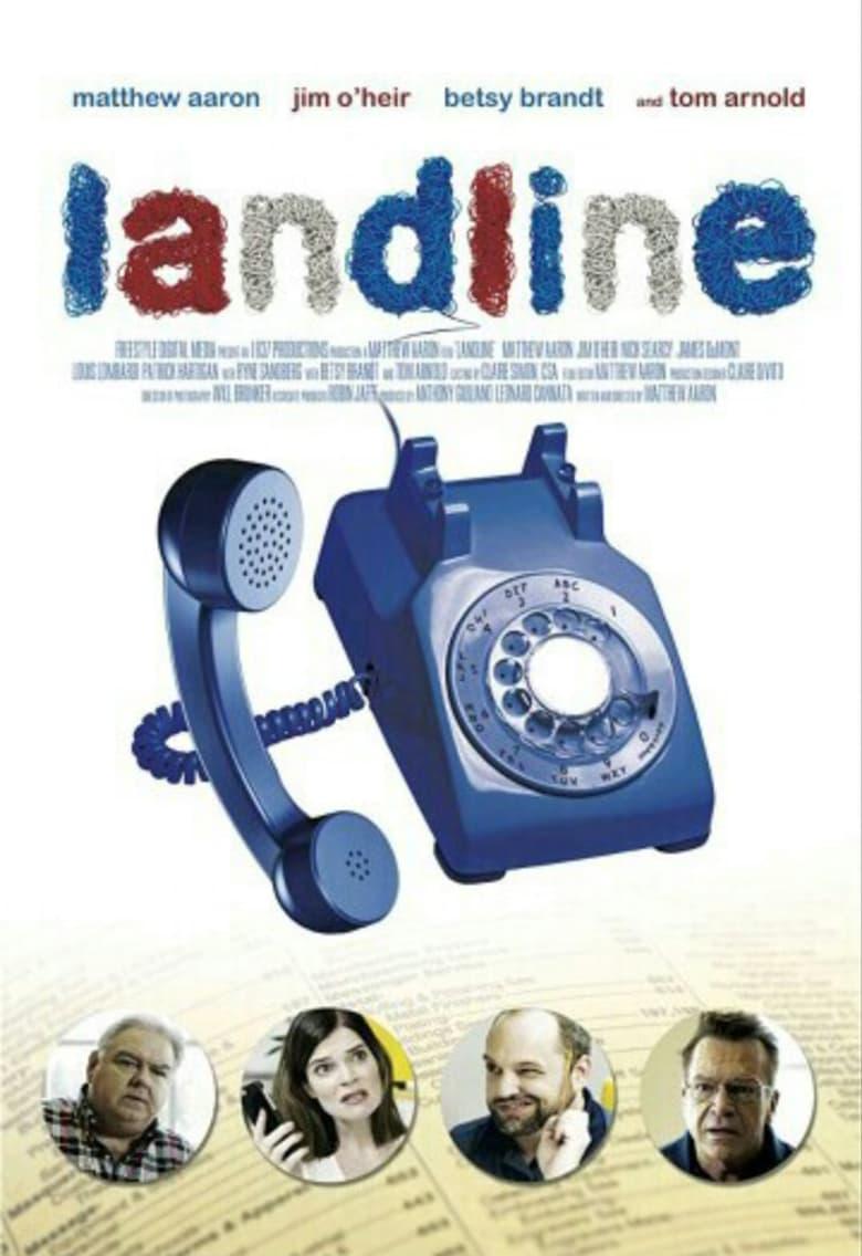 affiche du film Landline
