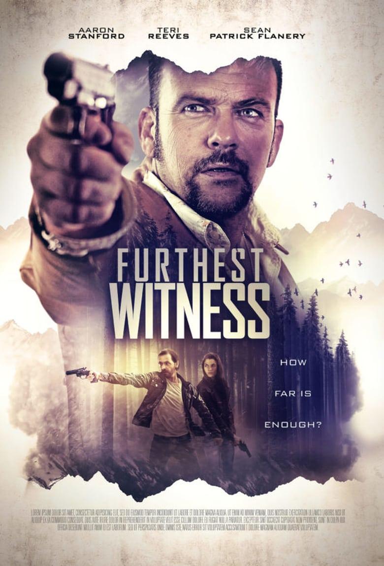 affiche du film Furthest Witness