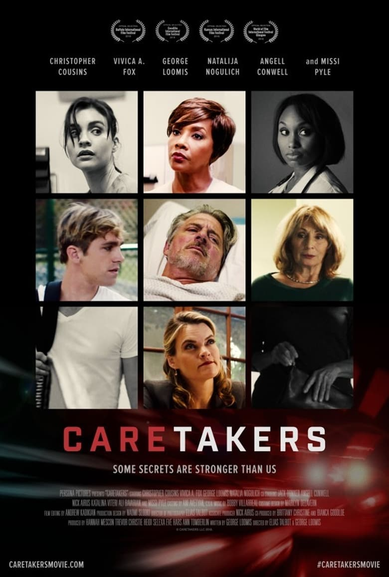 affiche du film Caretakers