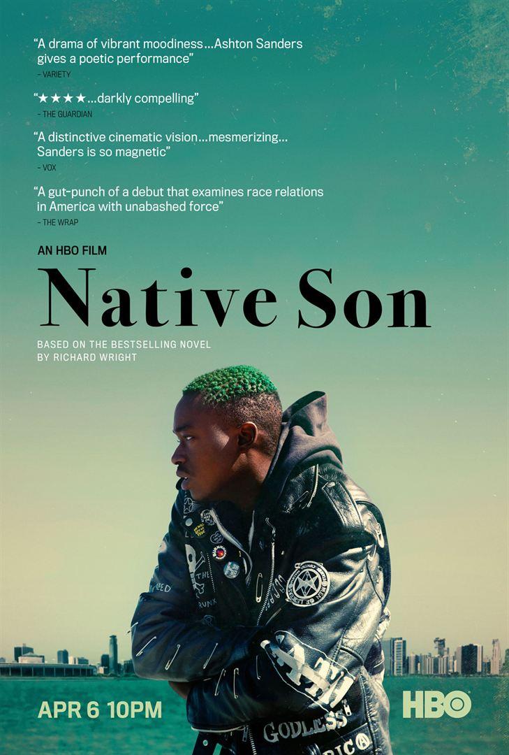 affiche du film Native Son