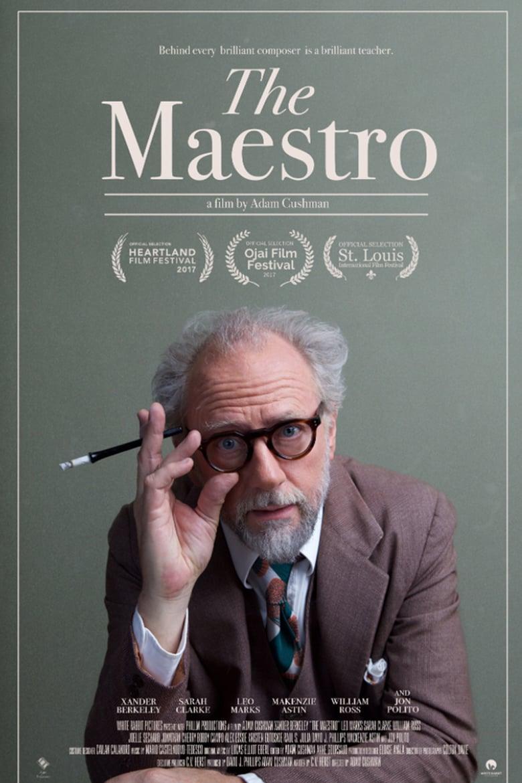 affiche du film The Maestro