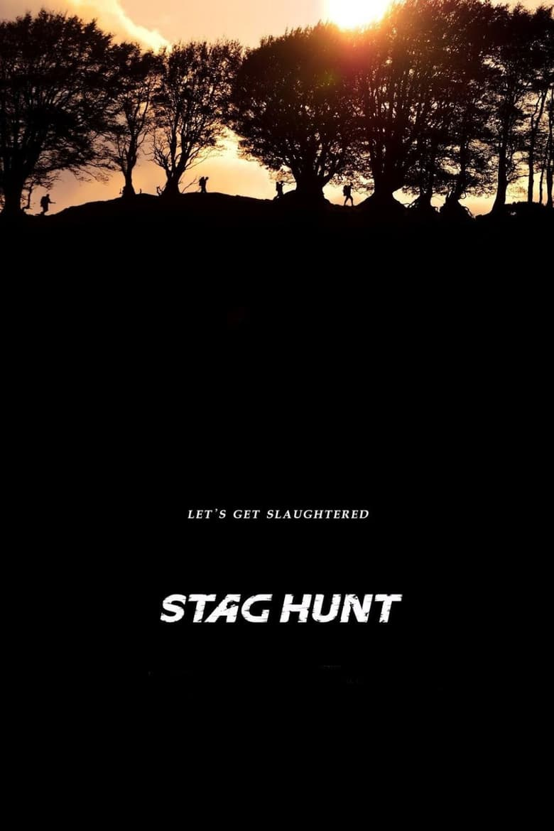 affiche du film Stag Hunt