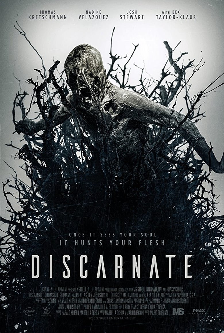 affiche du film Décharnés