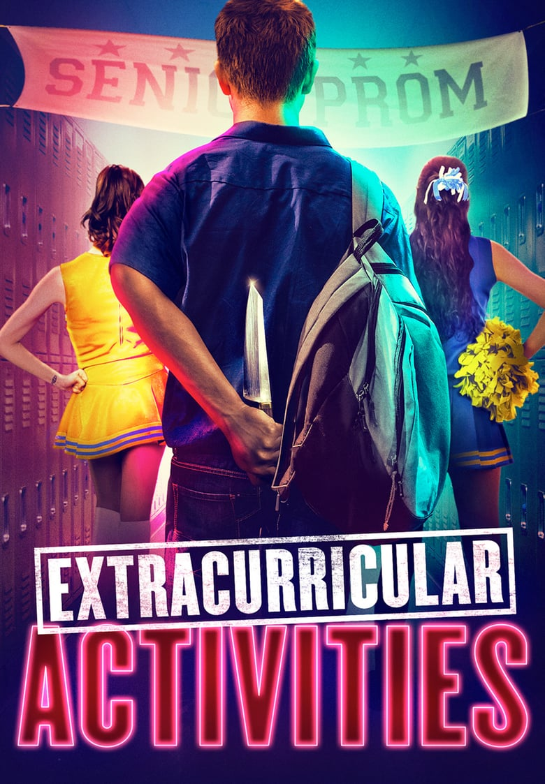 affiche du film Extracurricular Activities