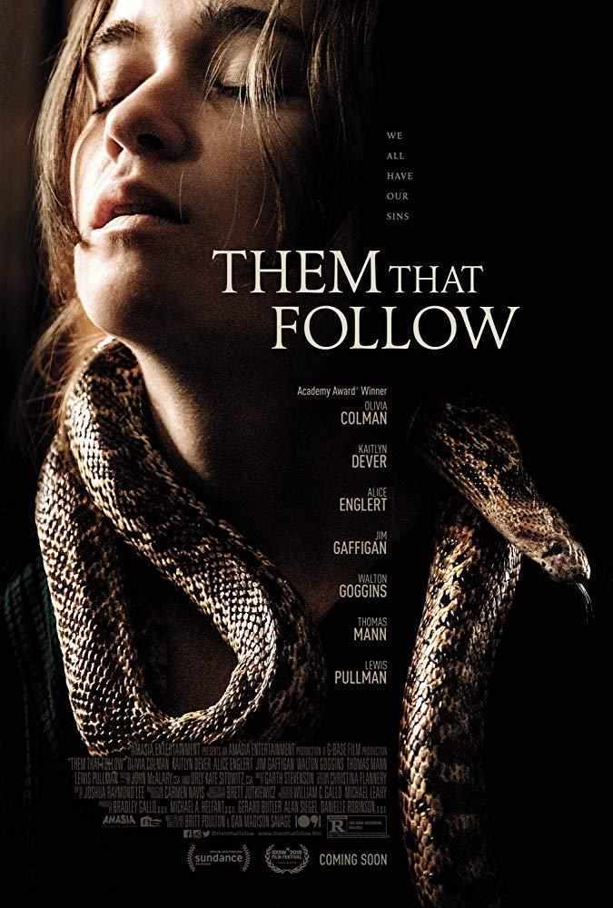 affiche du film Le Souffle du Serpent