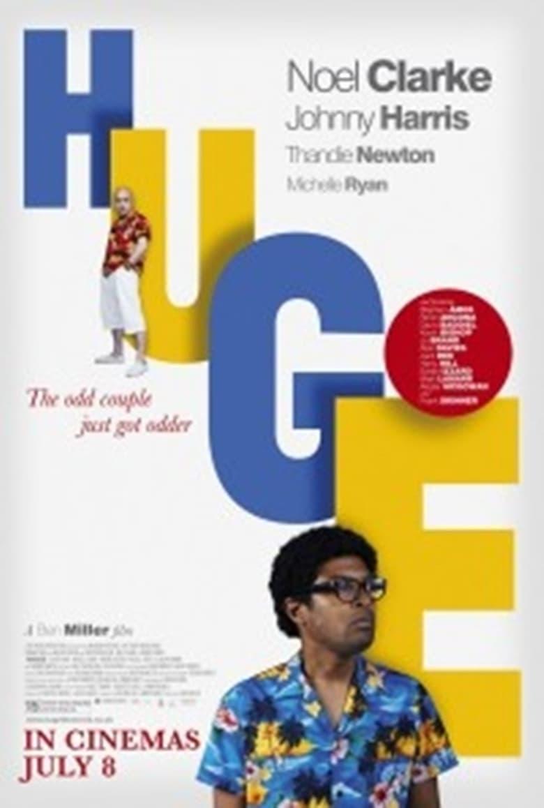 affiche du film Huge