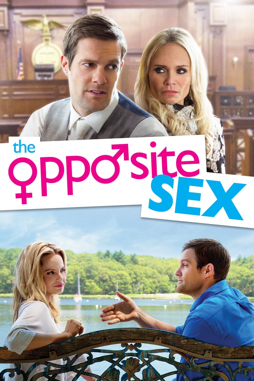 affiche du film The Opposite Sex