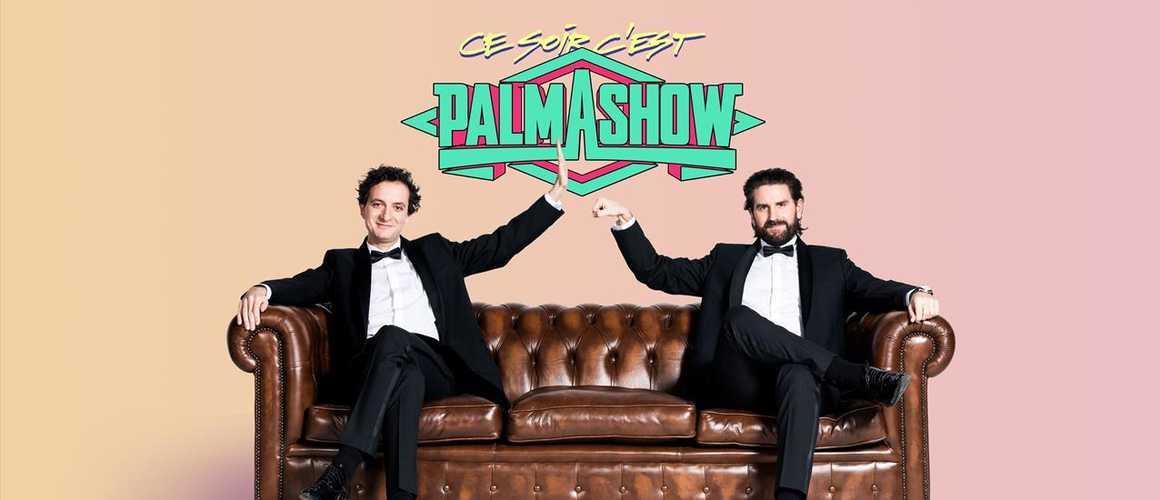 affiche du film Ce soir, c'est Palmashow (TV)