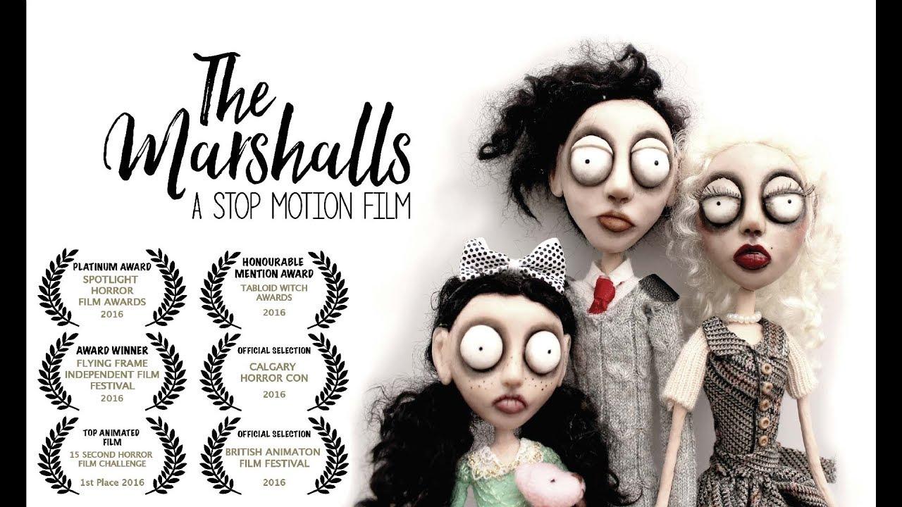 affiche du film The Marshalls