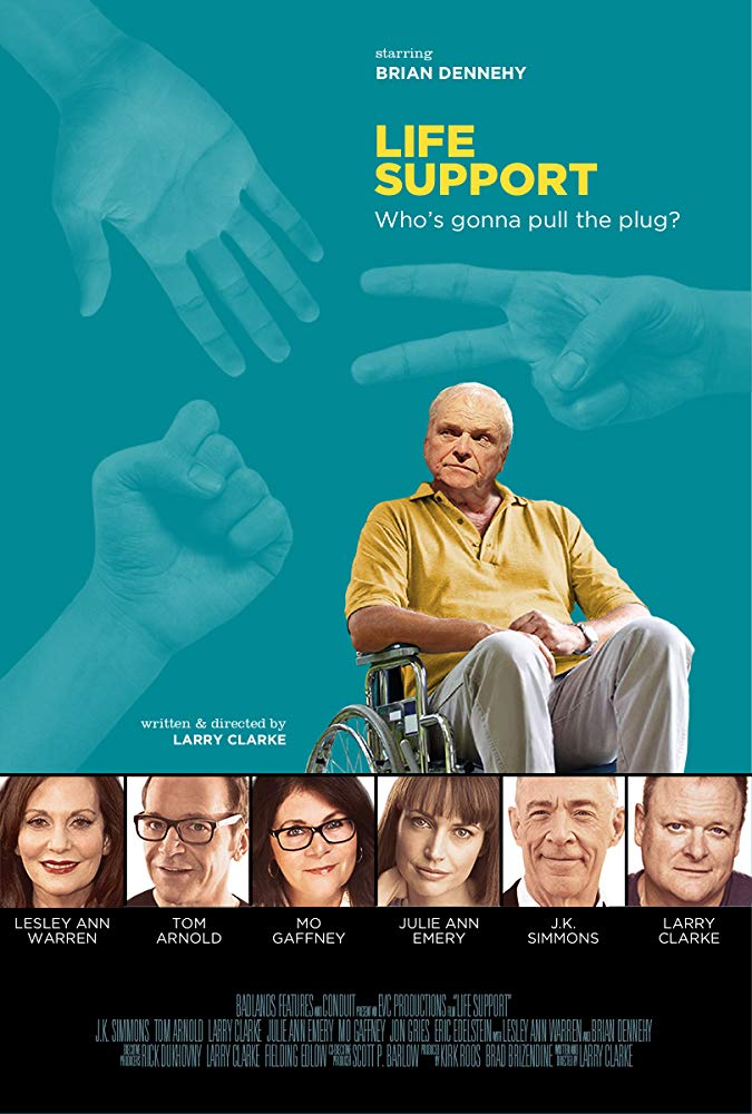 affiche du film Life Support