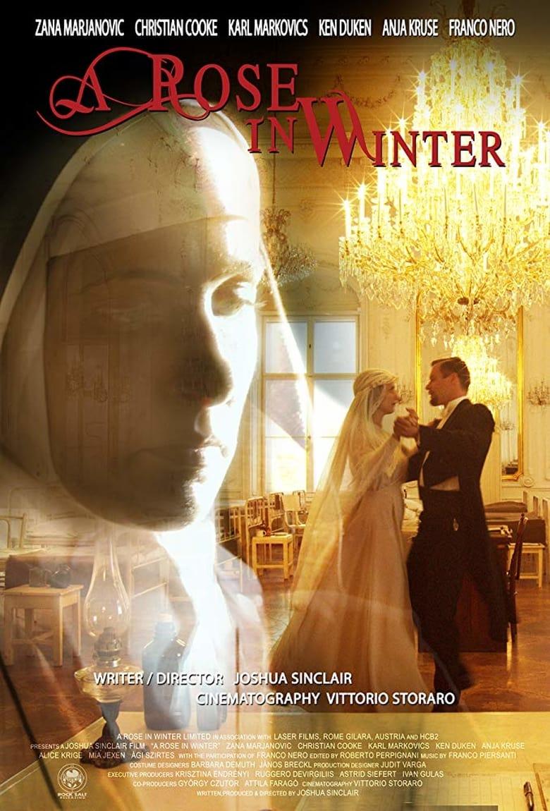 affiche du film A Rose in Winter