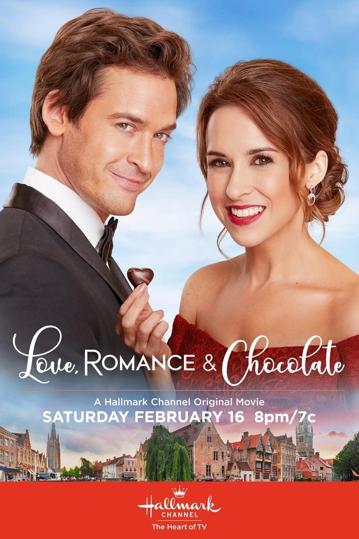 affiche du film Love, Romance & Chocolate (TV)