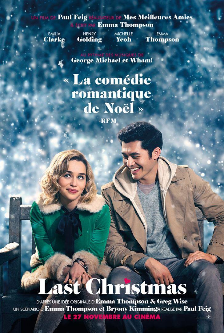 affiche du film Last Christmas