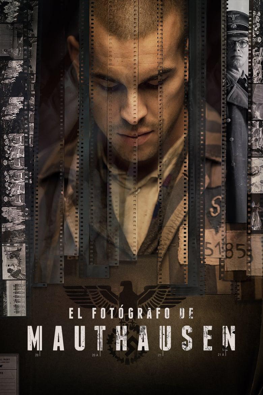 affiche du film Le photographe de Mauthausen
