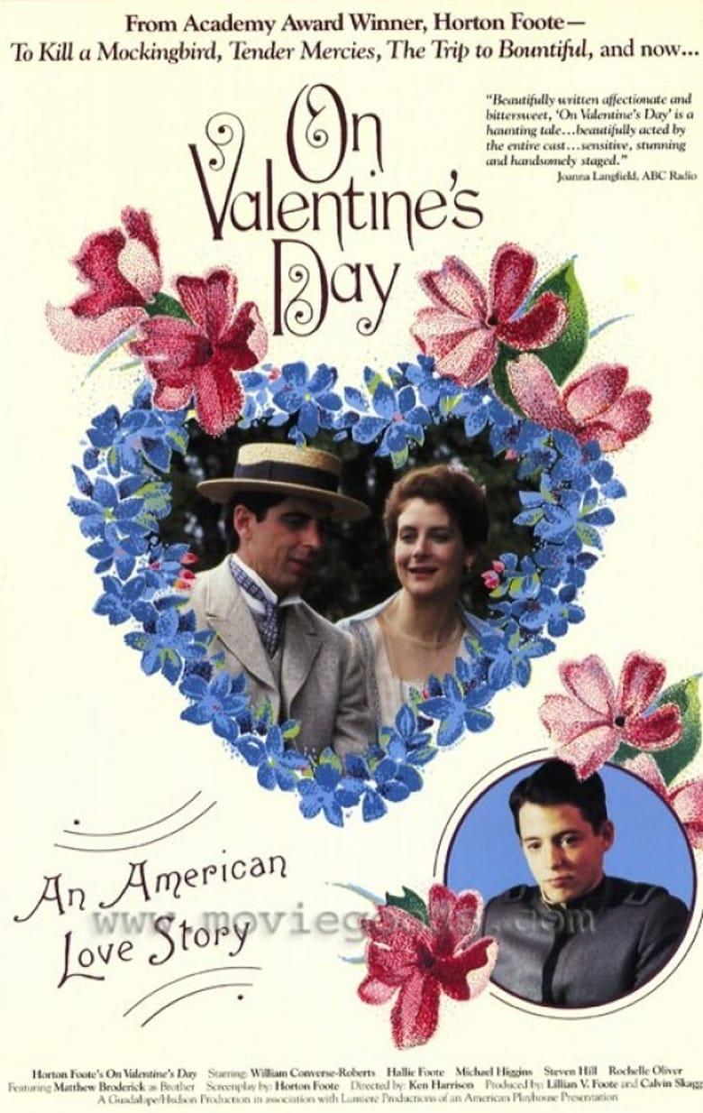 affiche du film On Valentine's Day